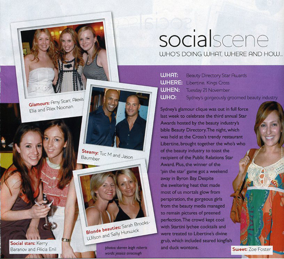 ...Beauty Directory Awards toplessevents