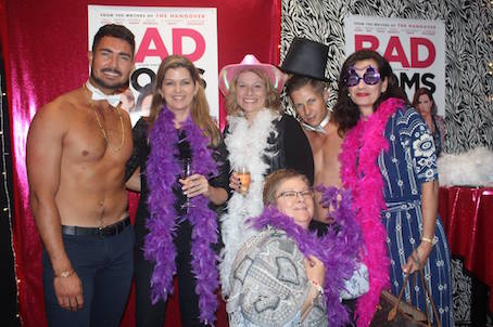 ...Bad Moms Premiere toplessevents.com