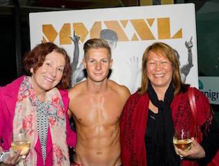 ...Magic Mike XXL Premiere  toplessevent