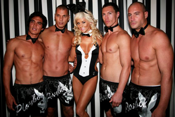 ...Playboy Swimwear Launch toplessevents